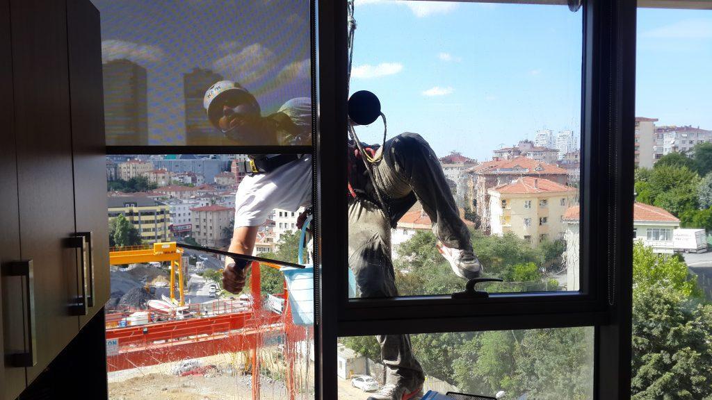 Bakırköy cam temizliği