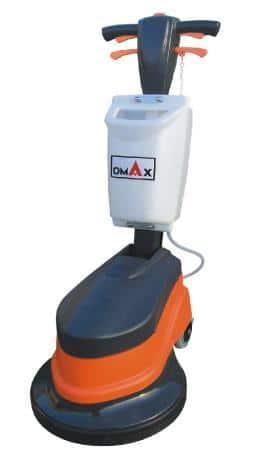 OMAX fırçalama makinası
