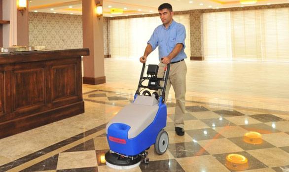 temizlik hizmetleri şirketi