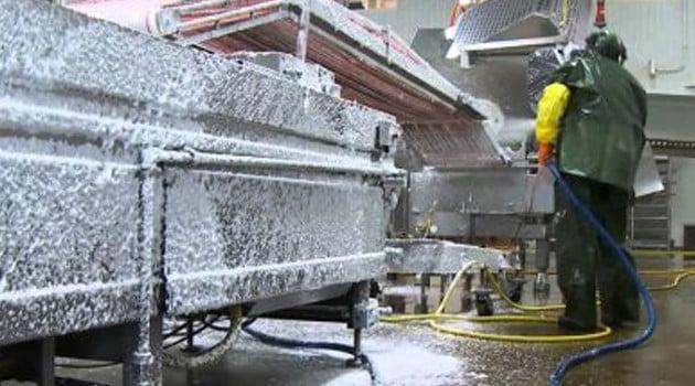Bakırköy Fabrika / Atölye Temizliği