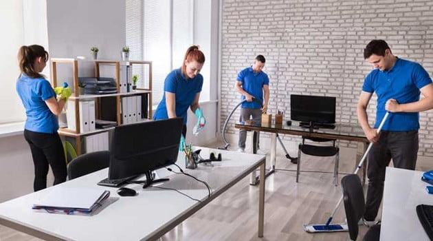Bakırköy Ofis Temizliği