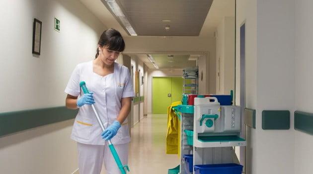 Eyüp Hastane Temizliği