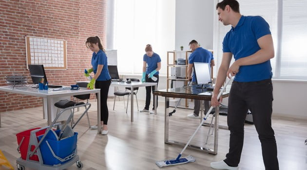 Eyüp Ofis Temizliği