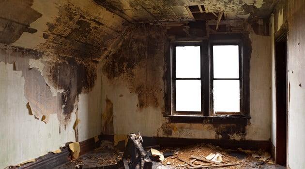 Gaziosmanpaşa Yangın Sonrası Temizlik