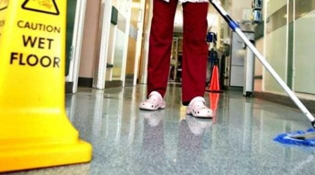 Göktürk Hastane Temizliği