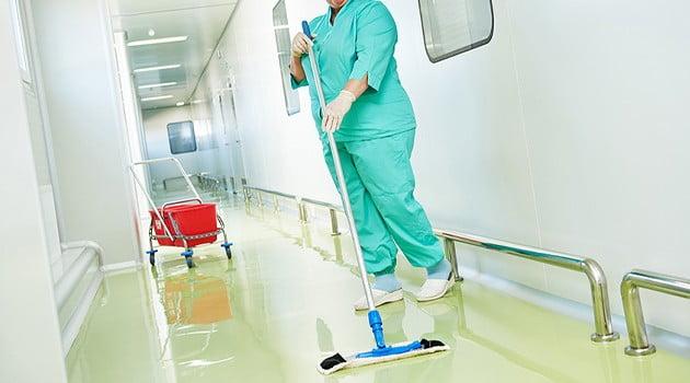 Küçükçekmece Hastane Temizliği