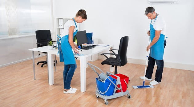 Maslak Ofis Temizliği