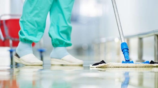 Ortaköy Hastane Temizliği