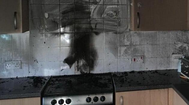 Şişli Yangın Sonrası Temizlik