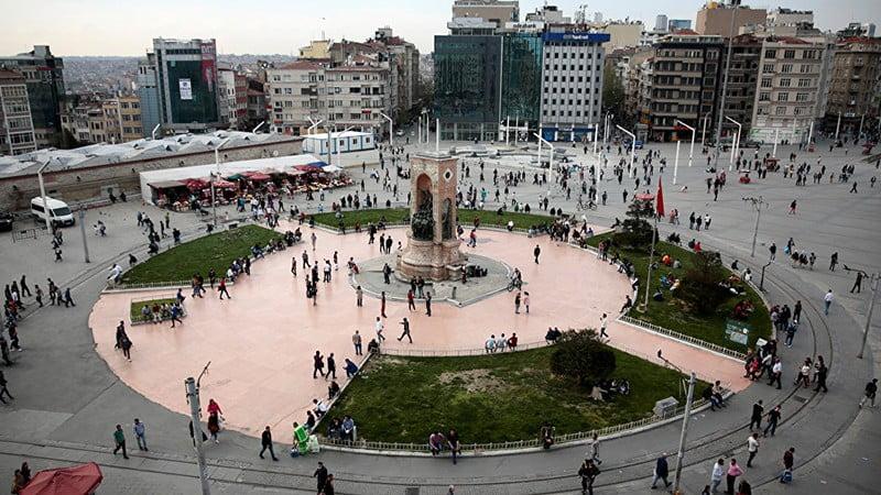 Taksim Temizlik Şirketi