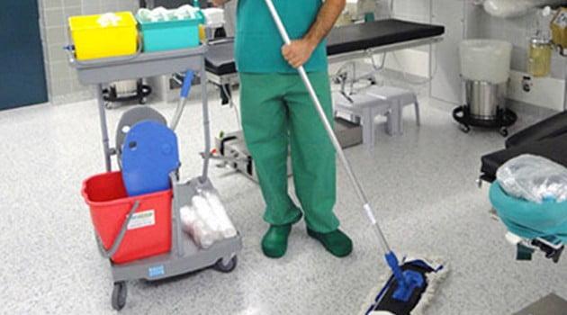 Yenibosna Hastane Temizliği
